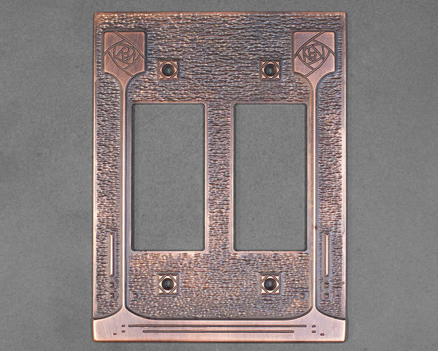New Copper Switch Plates Gc21 Advancedmassagebysara